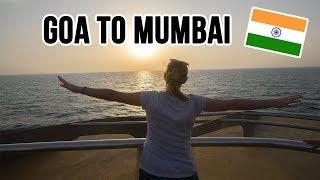 INDIAN LUXURY CRUISE Angriya Cruise | from GOA to MUMBAI | Part 2