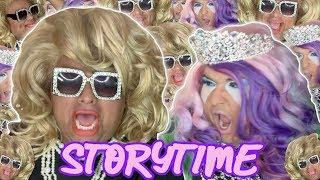 A BOTTLE OF WHINE *Storytime* feat. RICH LUX