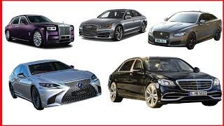 2019 Top 5 Luxury Sedan