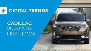2020 Cadillac XT6 - First Look at Detroit Auto Show 2019