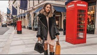 COME LUXURY SHOE SHOPPING WITH ME | CHRISTMAS WITH THE MILLEN-GORDONS DAY10