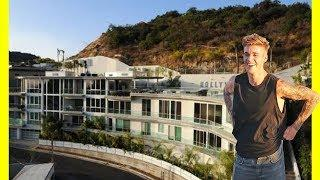 Justin Bieber House Tour $8900000 Beverly Hills Luxury Lifestyle 2018