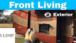 Luxe luxury Fifth Wheel - Front Living 46FL