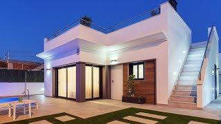 Modern Luxury Villa Tiny House w/ Bright Spacious Lounge, High-End Appliances, & Large Roof Terrace