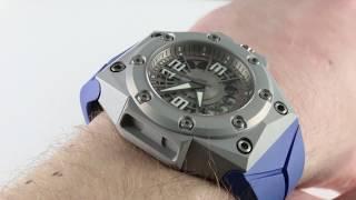 Linde Werdelin Oktopus II Moonlite Limited Edition OKT.ML Luxury Watch Revieww