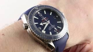 Omega Seamaster Planet Ocean 600m 232.92.42.21.03.001 Luxury Watch Review
