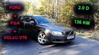 Ford + PSA = Volvo  V70 2.0D test