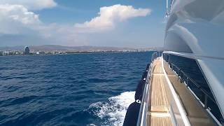 Princess Luxury Yacht Chartering  - Limassol Tour - Spectre.bz - Luxury Yacht Agents