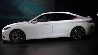 AUTONEW UPDATES - 2019 Lexus ES F SPORT In Ultra White.