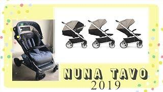 NUNA TAVO 2019 STROLLER UNBOXING & REVIEW
