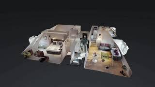 Take a tour around a Harrogate Lifestyle Luxury 2 Bedroom 2 Bathroom Apartment #HarrogateLifestyle