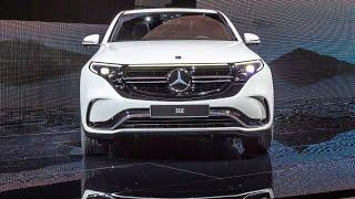 Mercedes Benz EQC - First Luxury Fully Electric SUV !!