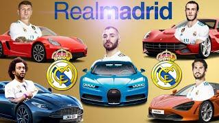 Real Madrid Players Latest Super Cars ✮ ( Ft. Bale , Ramos , Benzema , Marcelo ) ✮
