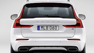 Volvo XC60 2019 (LUXURY SUV)