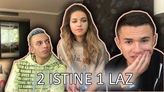 2 ISTINE 1 LAZ /w ANNA, CALE
