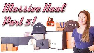 Luxury Massive Haul 2019 Part 5! May Bagooo!????