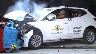 Crash Test of Seat Arona
