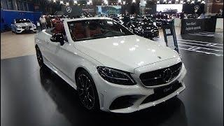 2018 Mercedes-Benz C 300 Cabrio - Exterior and Interior - Salon Madrid Auto 2018