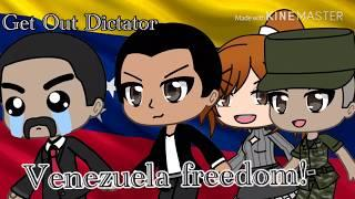 Freedom Venezuela/Libertad para Venezuela (gacha life)