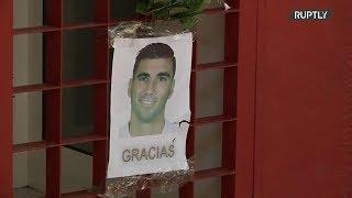إسبانيا: مراسم تأبين لاعب كرة القدم الراحل خوسيه أنطونيو رييس
