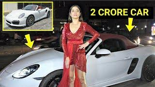 Ankita Lokhande Gift Herself 2 Crore Luxury Porsche Car For Birthday