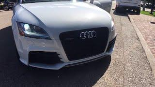 2012 Audi TT RS Milwaukee, WI, Kenosha, WI, Northbrook, Schaumburg, Arlington Heights, IL 4967