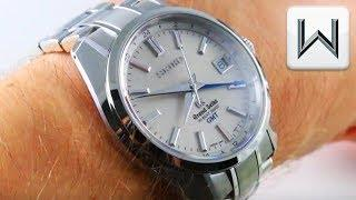 Grand Seiko Hi-Beat 36000 GMT (SBGJ001) Luxury Watch Review