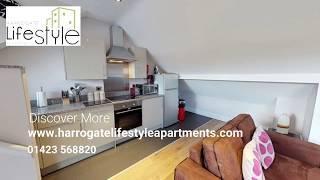 Take a tour around one of Harrogate Lifestyle Luxury 2 Bedroom Apartments #HarrogateLifestyle