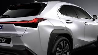 2019 Lexus UX 250h F Sport Interior Design Luxurious, New Generation 2019 Lexus UX 250 F Sport