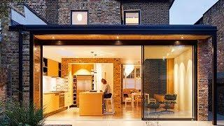 Luxury Notch House by Platform 5 Architects | Incredible Small House Design