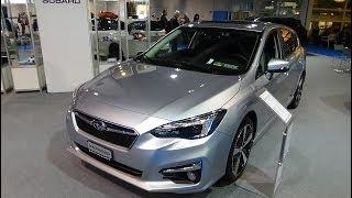 2018 Subaru Impreza 2.0i Luxury - Exterior and Interior - Auto Zürich Car Show 2018