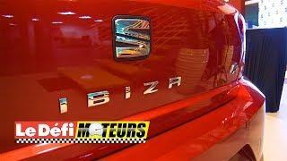 La Seat Ibiza FR met sa tenue de sport pour son lancement à Maurice