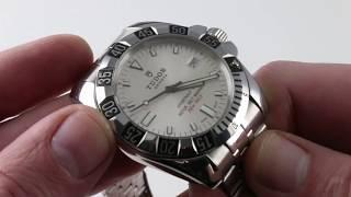 Tudor Hydronaut II 20030 Luxury Watch Review
