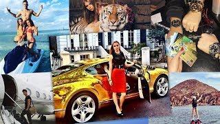 DUBAI $$ billionaire $$ Luxury lifestyle, No can beat there Royalty,wear headphone
