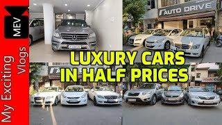 LUXURY CARS AT HALF PRICE (MERCEDES BENZ ML 350, AUDI A4, C CLASS, SONATA ) AUTODRIVE, VIKASPURI