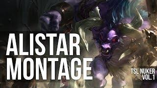 Alistar Montage  Best Alistar Supporting Plays League Of Legends 2019