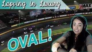 Lapping in Luxury - First OVAL race (hosted)