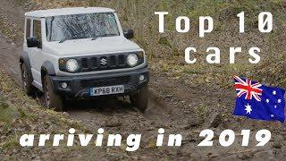 Top 10 best cars coming to Australia in 2019 | Top 10