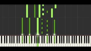 Constant Motion - PianoPassion - [Piano Tutorial] (Synthesia) (+ Free Midi File, + Sheet Music)
