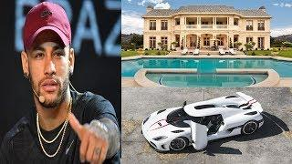 Neymar's Luxurious Lifestyle