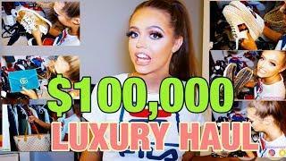 $100,000 LUXURY HAUL
