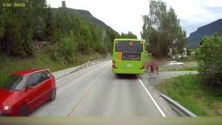 Road accident || bus || Volvo || death