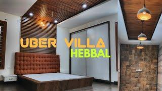 Uber Luxury Villa Sale in Hebbal Bangalore with Rich Interiors