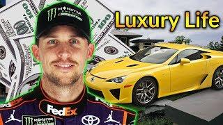 Denny Hamlin Luxury Lifestyle | Bio, Family, Net worth, Earning, House, Cars