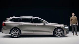 2019 Volvo V60 Full Review - The new SAFEST Wagon !