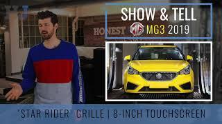 Show & Tell | Car News | 2019 MG3 - still cheap but more touchy feely now