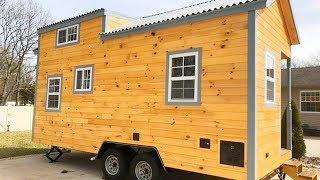 Luxury Tiny House At A Affordable Discount Price | Lovely Tiny House