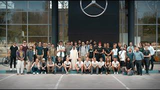 Falconlens Kick Off - Mercedes Benz Luxury cars