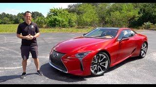 Is the 2019 Lexus LC 500 the LUXURY sports car to BUY?