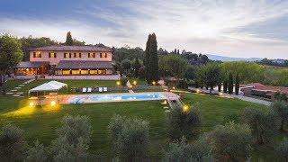 Luxury villa with swimming pool in Siena's countryside | Tuscany, Italy - Ref. 4275